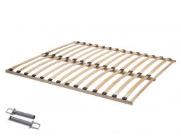 Lattenbodem - Flex Basic - 160x200 cm (2x 80x200 cm) - beukenhout