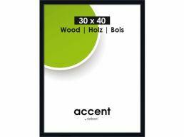 Nielsen - Accent Wood - fotokader - 30x40 cm - zwart