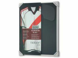 Nielsen - framebox voor t-shirt - 60x80 cm - zilvergrijs