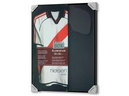 Nielsen - framebox voor t-shirt - 60x80 cm - zwart