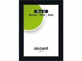 Nielsen - Accent Wood - fotokader - 10x15 cm - zwart