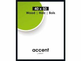 Nielsen - Accent Wood - fotokader - 40x50 cm - zwart