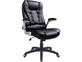Luxe bureaustoel - ergonomisch - draaistoel - zwart