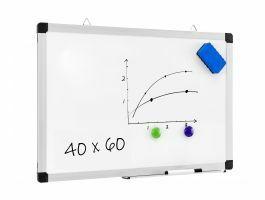 Magnetisch whiteboard - 40x60 cm - wit