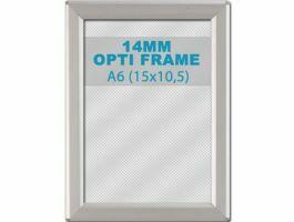 Klikkader opti - 14 mm - A6 - grijs