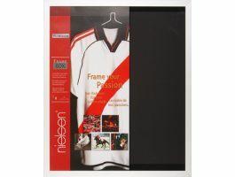 Nielsen - framebox voor t-shirt - 70x90 cm - zilver