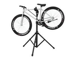 Pro fiets montagestandaard - met klem - zwart